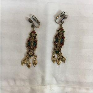 Woman's earrings